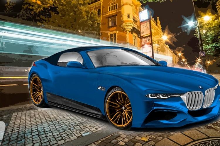 BMW Z5 2018 750x500