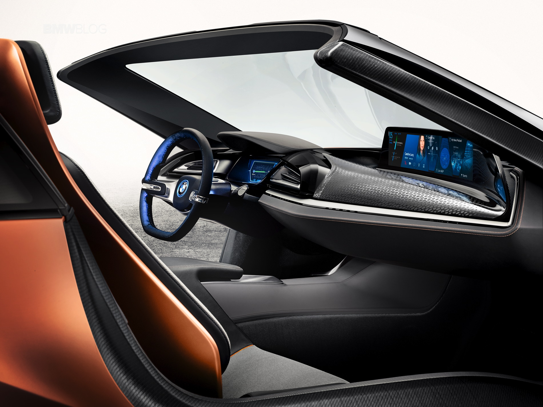 BMW-i Is The Future Of Sheer Driving Pleasure forecasting