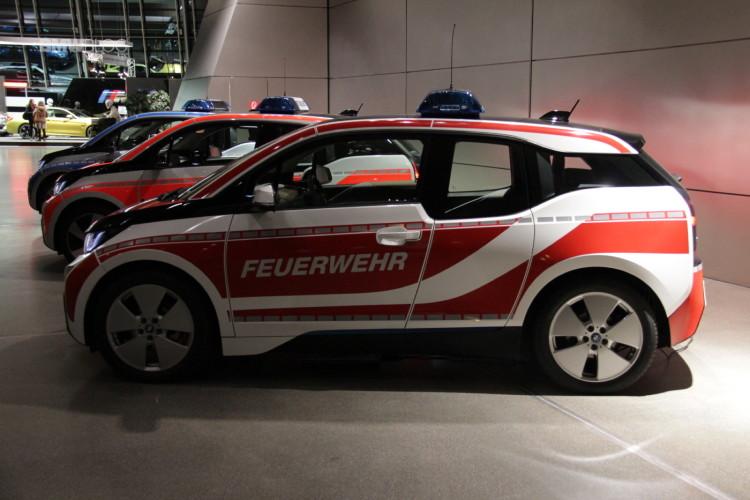 BMW i3 emergency cars BMW Welt 4 750x500