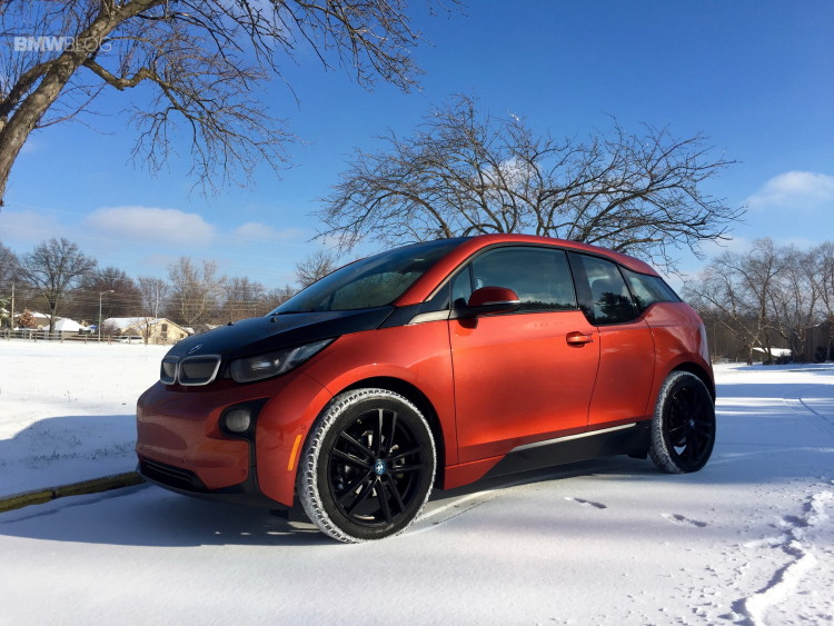BMW i3 winter test drive 3 750x563
