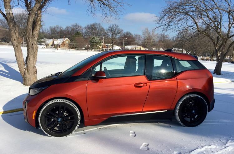 BMW i3 winter test drive 4 750x495