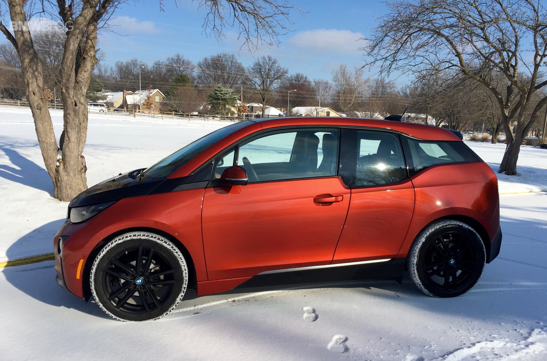 Bmw I3 Winter Test Drive 4 750x495