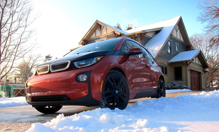 BMW i3 winter test drive 8 750x453
