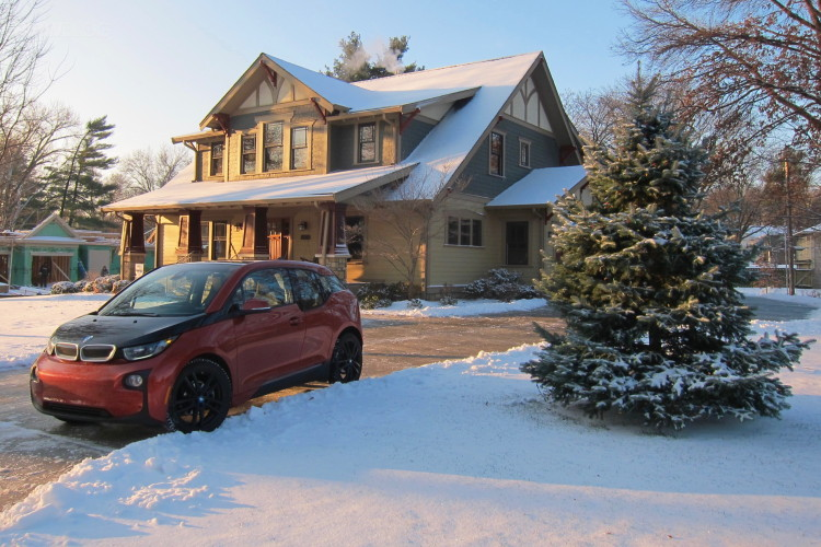 BMW i3 winter test drive 9 750x500