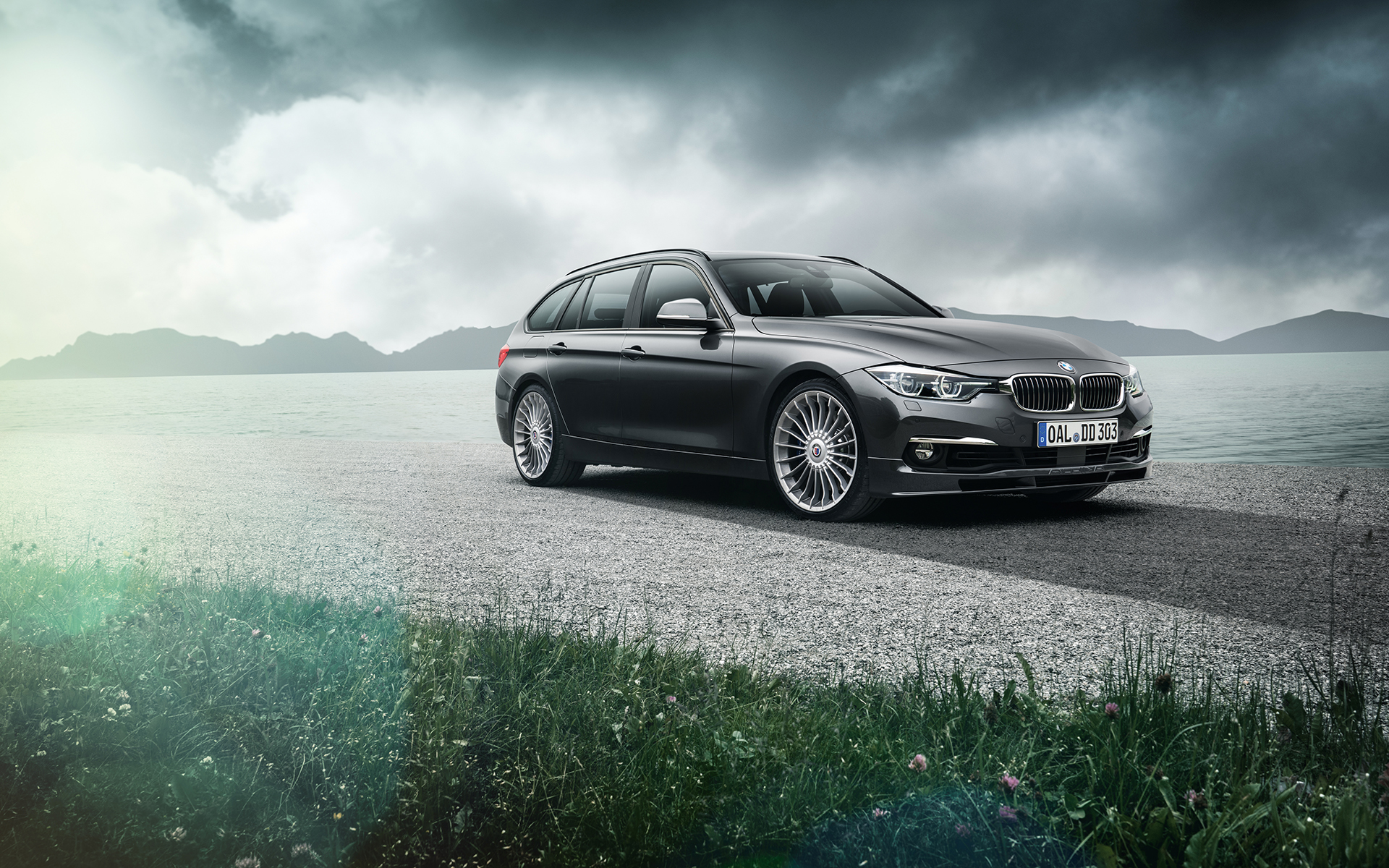BMW ALPINA D3 BITURBO LCI 10 2