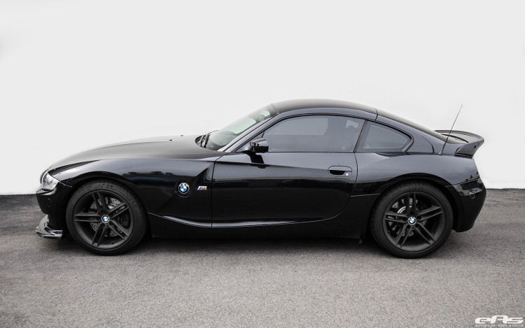 Blacked Out Track Ready Bmw Z4 M Build