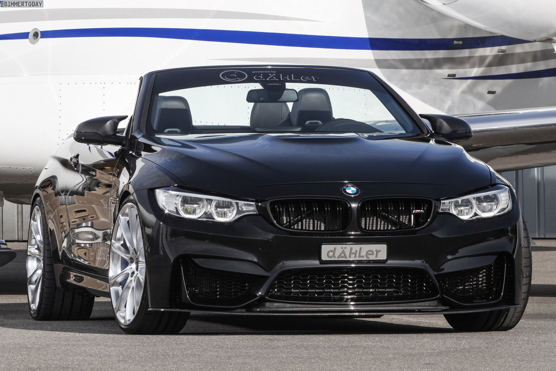 D 228 Hler Bmw M4 Convertible With Power Tuning To 540 Hp