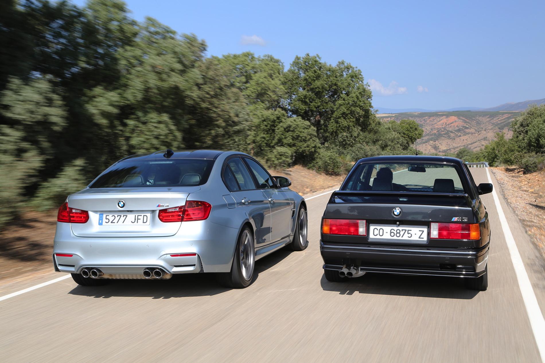 Bmw M3 E30 >> BMW M3 E30 vs BMW M3 F80