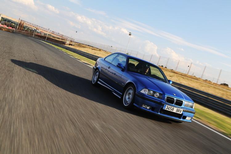 E36 BMW M3 race track 4 750x500