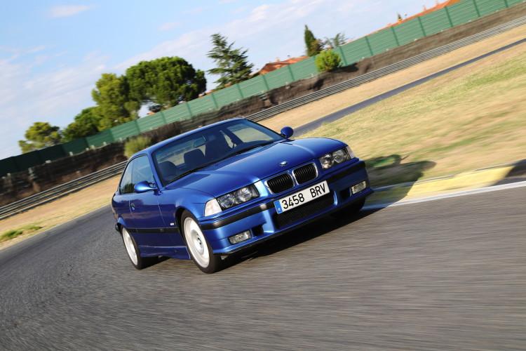 E36 BMW M3 race track 5 750x500