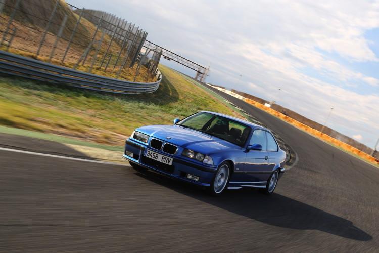 E36 BMW M3 race track 6 750x500