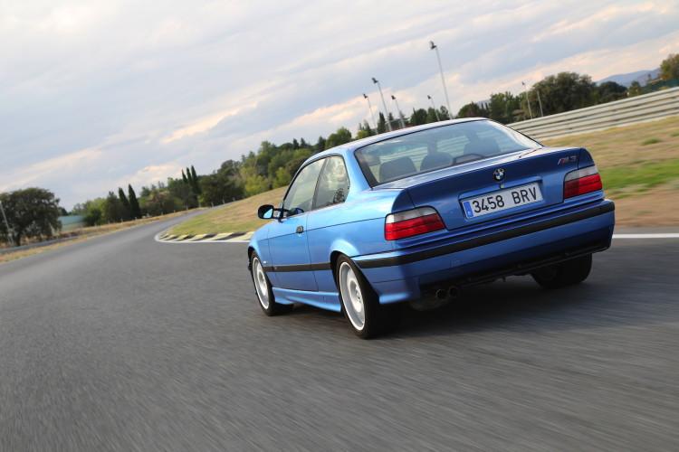 E36 BMW M3 race track 7 750x500