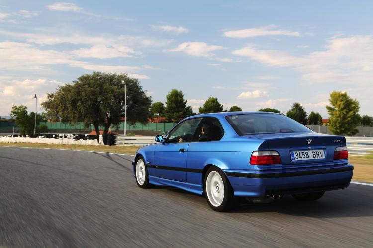 E36 BMW M3 race track 8 750x500