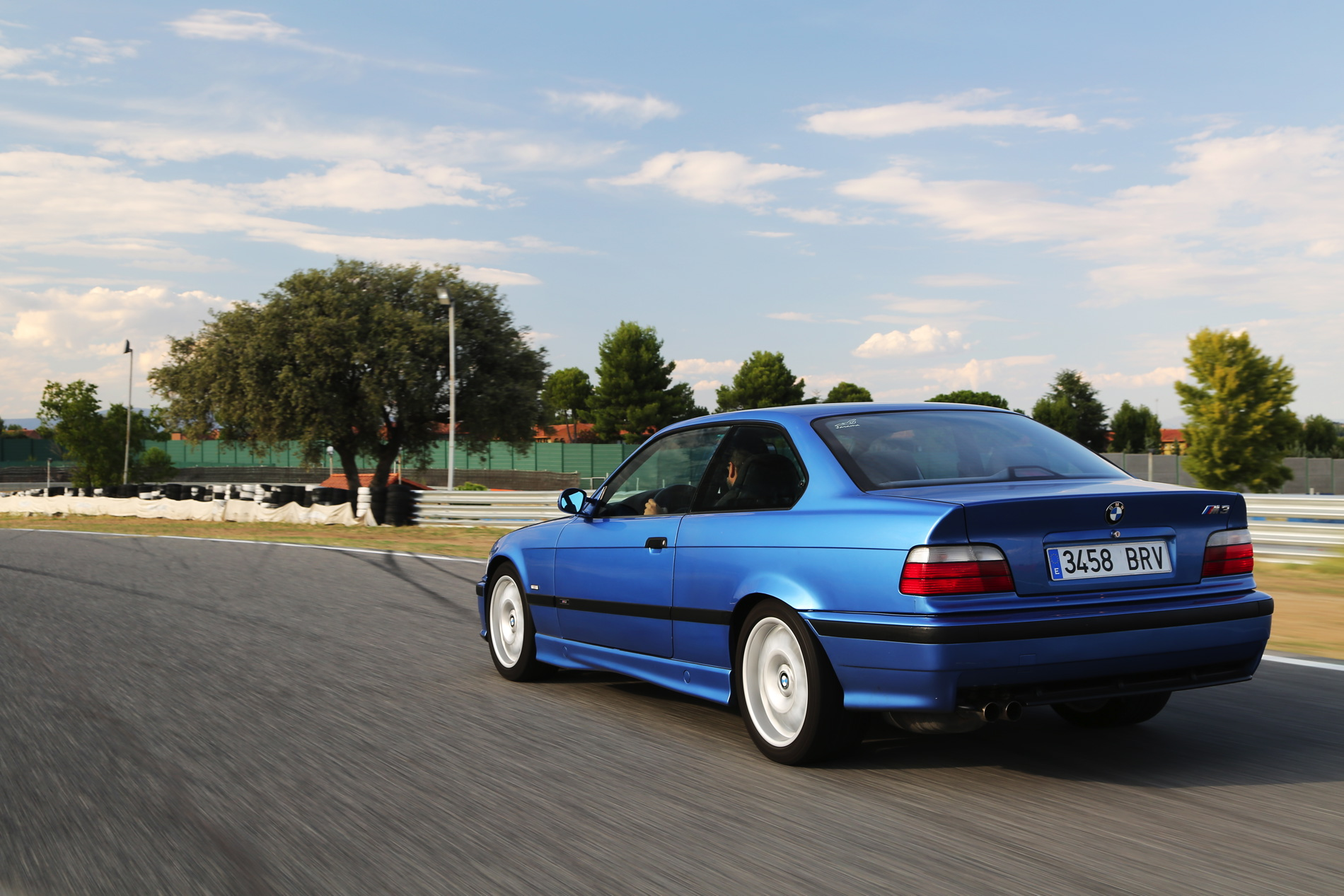 "The E36 M3 was not just ""another BMW"""