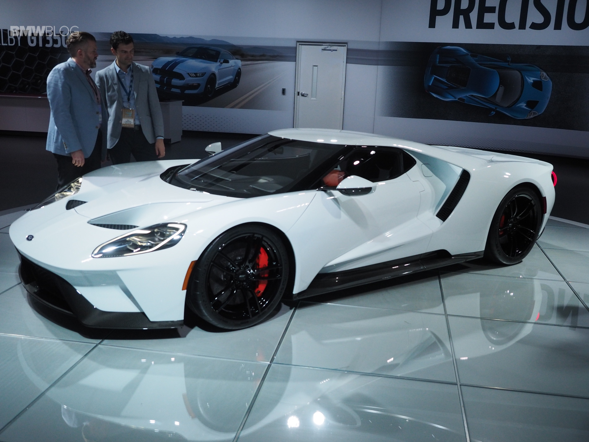 Ford gt 2016 naias images 1