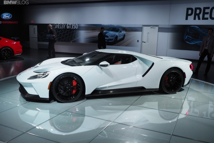 Ford GT 2016 NAIAS images 19 750x500