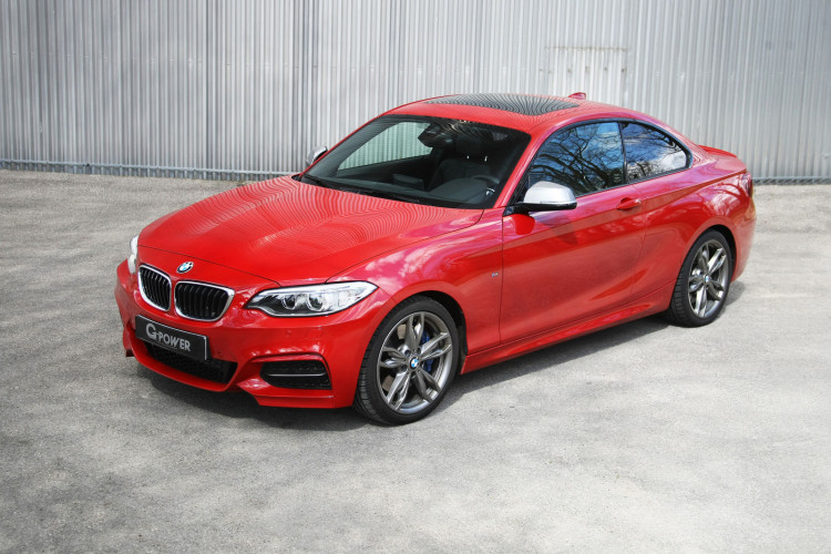G Power BMW M235i 1 750x500