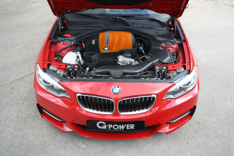 G Power BMW M235i 4 750x500