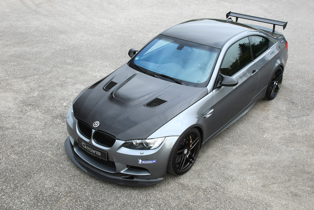 This Bmw M3 Rs By G Power Makes 740 Horsepower