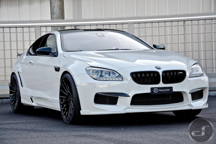 Hamann BMW M6 DS 9 750x500