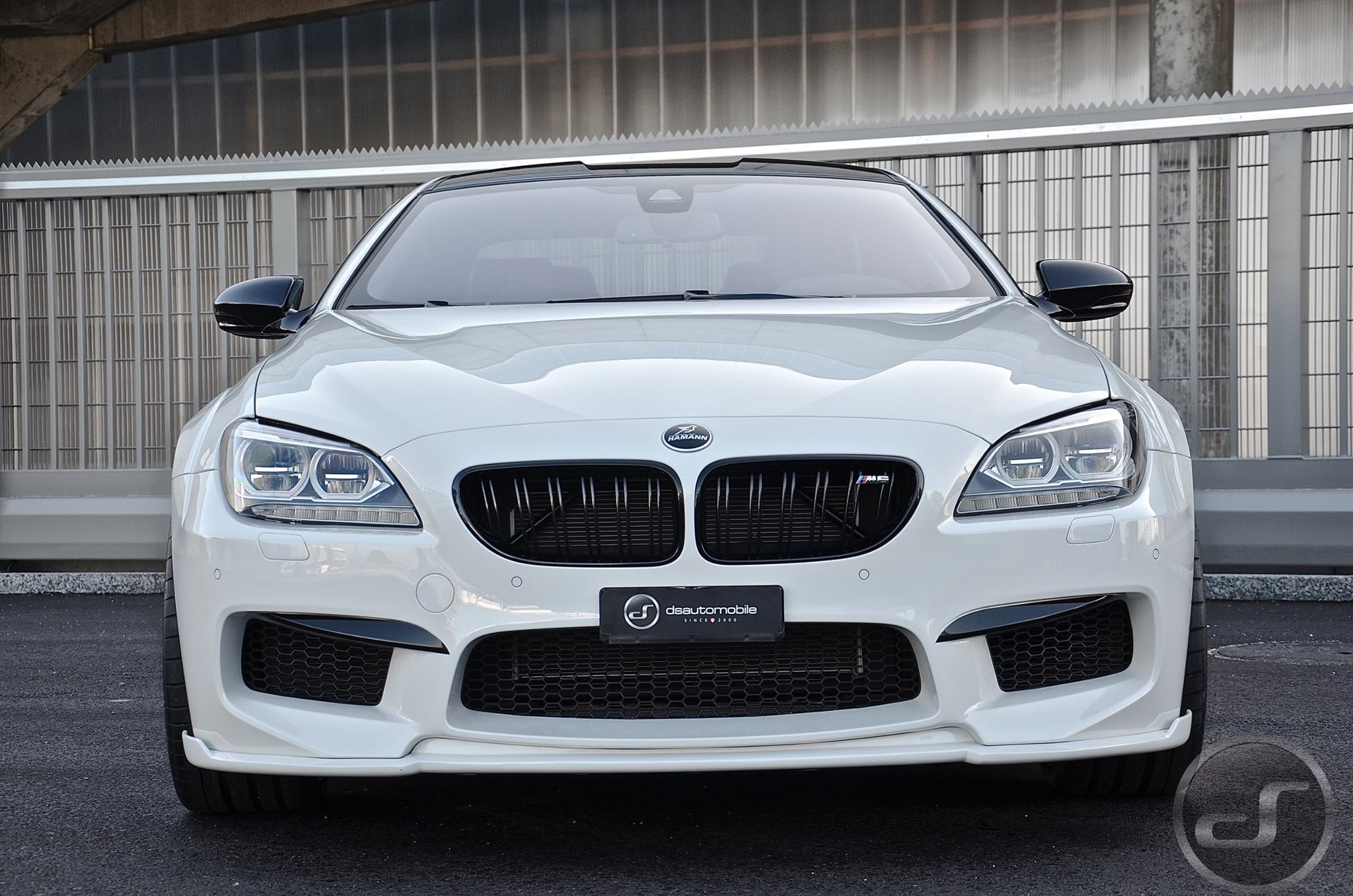 Hamann BMW M6 F13 Tuning DS 02