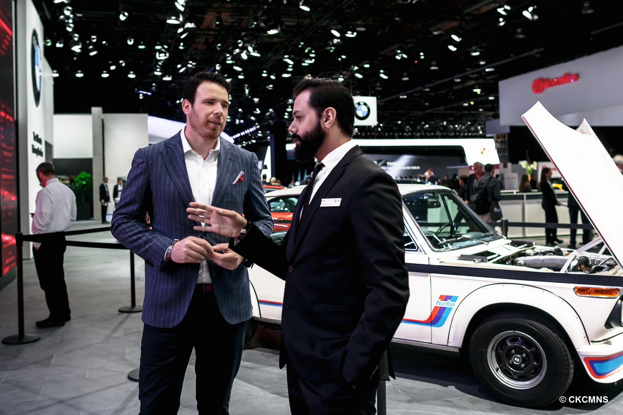 Hussein Al Attar BMW 750x500
