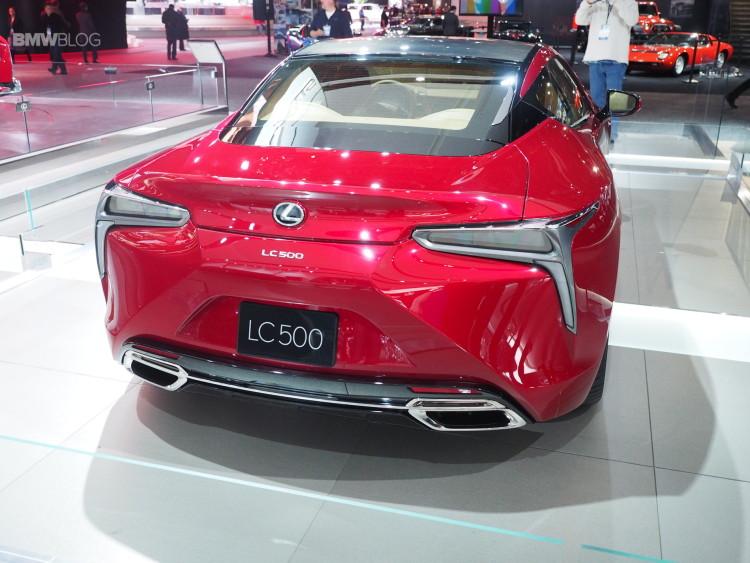 Lexus LC 500 images 6 750x563