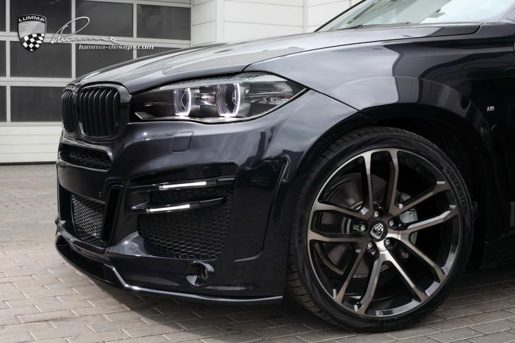 Lumma BMW X6 F16 Tuning CLR X 6 R 07 750x500