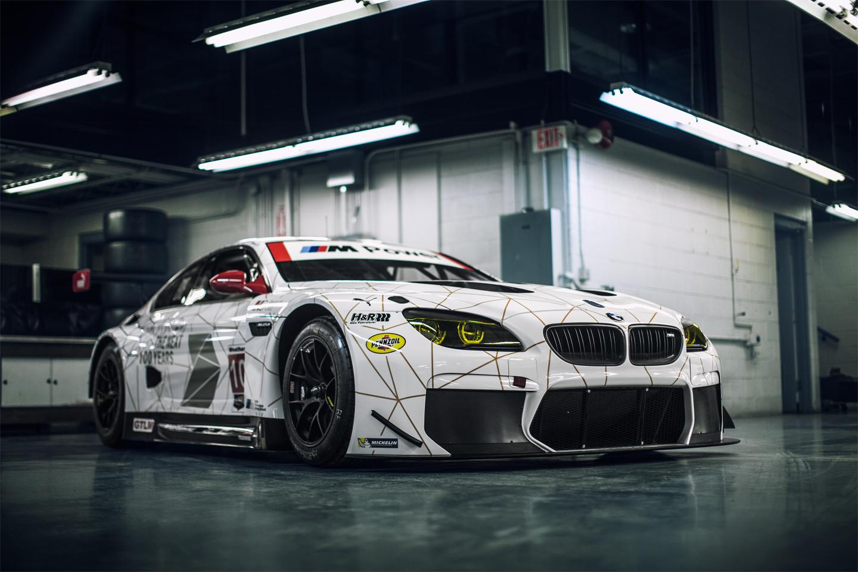Bmw M8 Gte Could Be Bmw S 2018 Le Mans Car