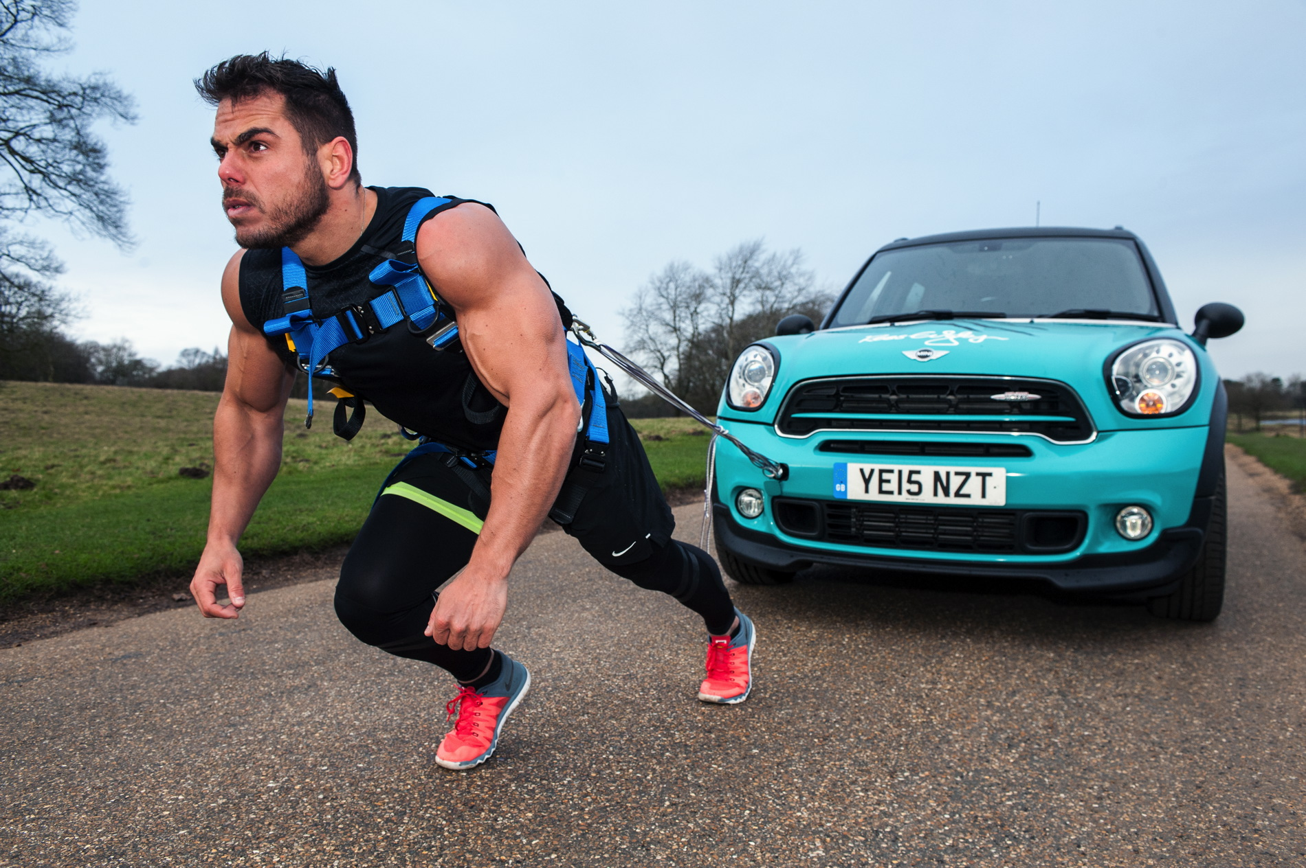 MINI Countryman marathon 8