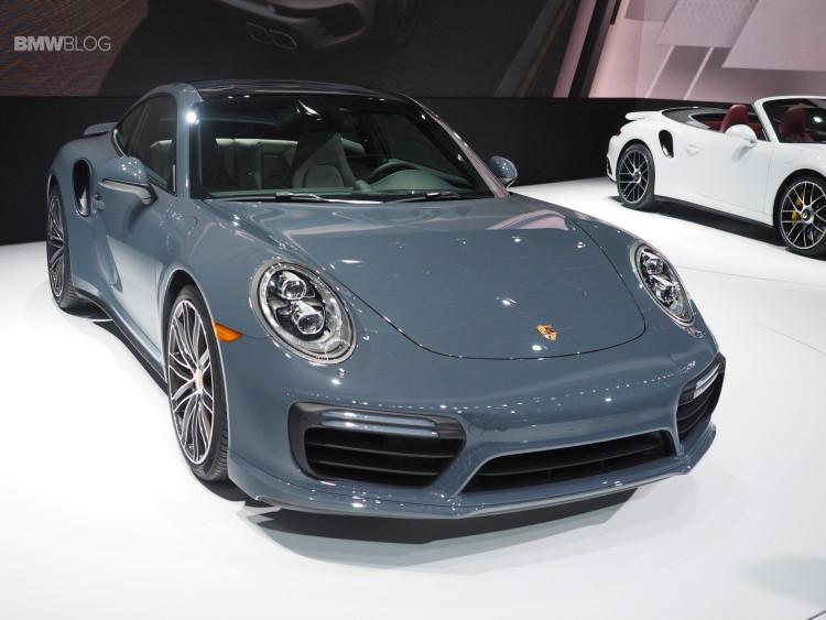 New Porsche 911 Turbo images 12 750x563
