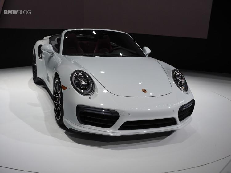 New Porsche 911 Turbo images 6 750x563
