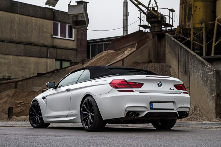 Noelle Motors BMW M6 Convertible 2 750x500