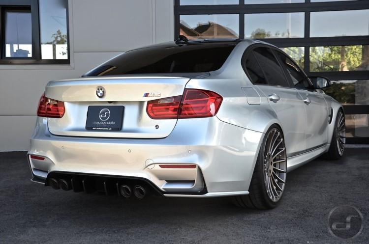 Silverstone Hamann BMW M3 3 750x497