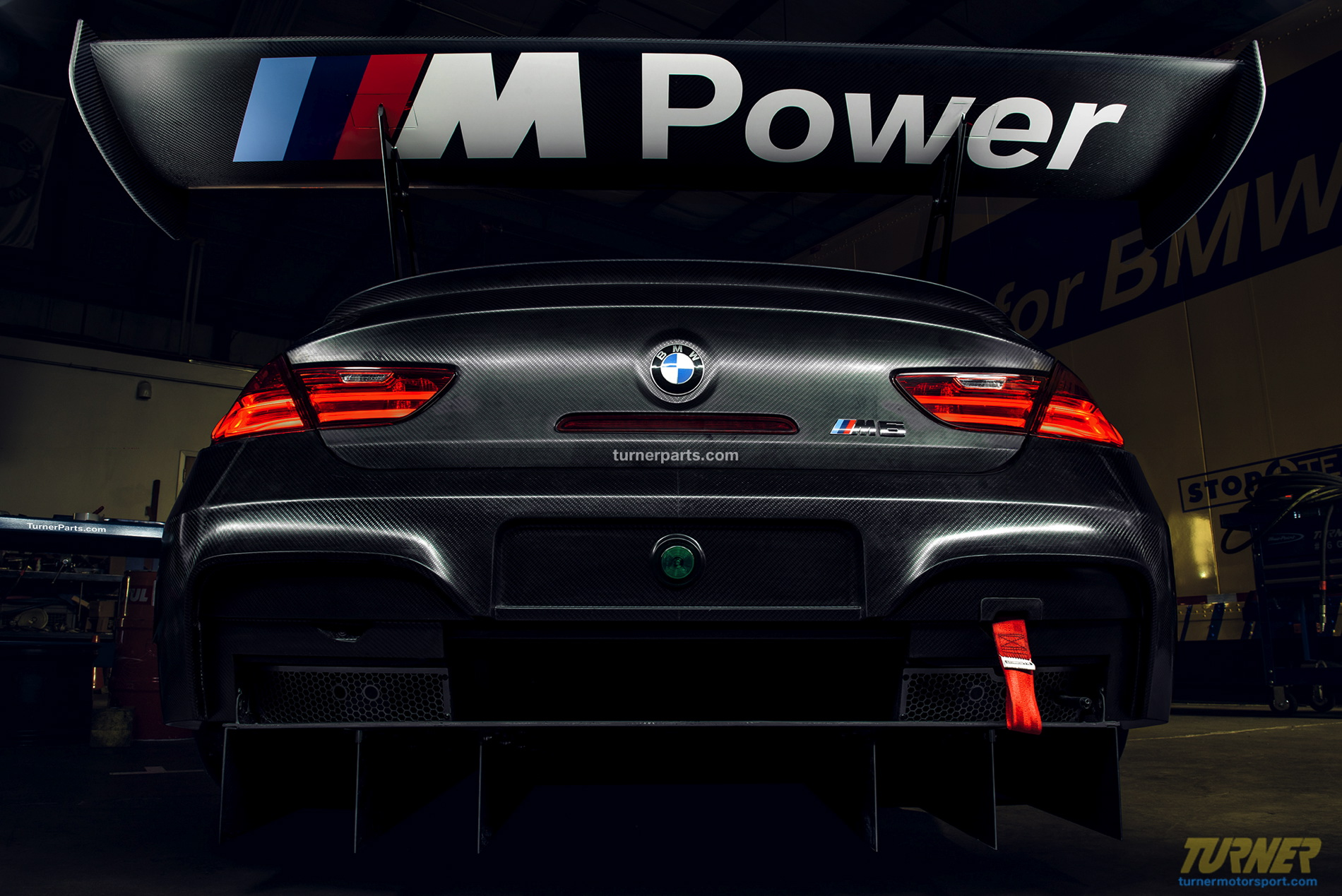 Turner Motorsport In Final Preparations Of Their Bmw M6 Gt3