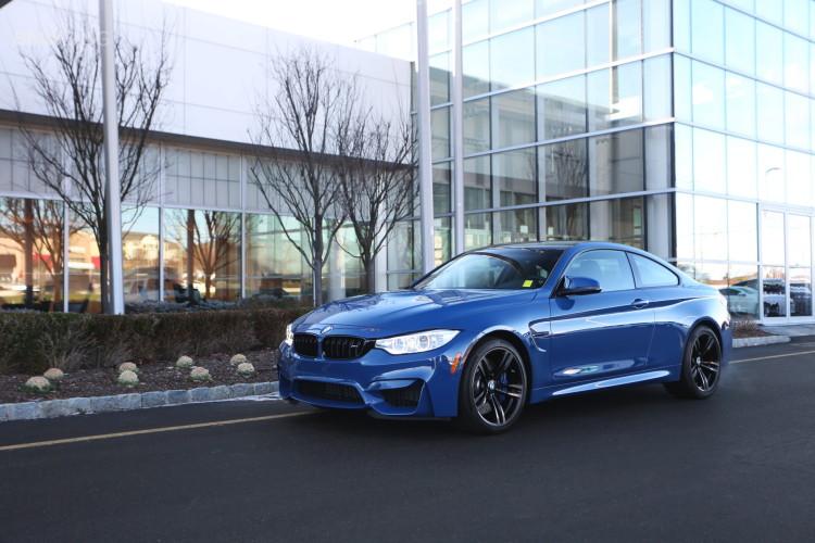 Violet Blue BMW M4 12 750x500