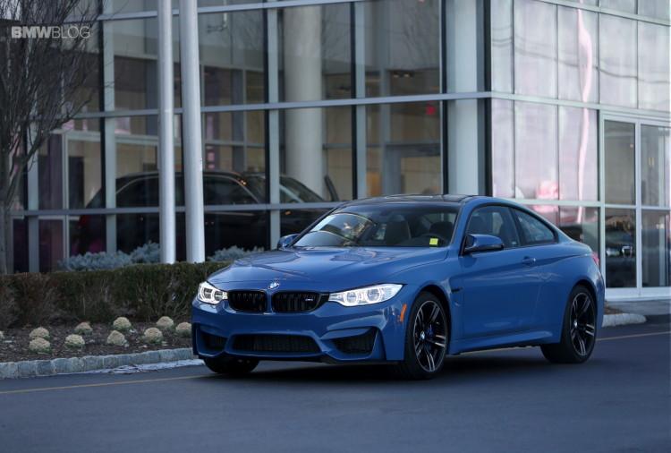 Violet Blue BMW M4 18 750x506