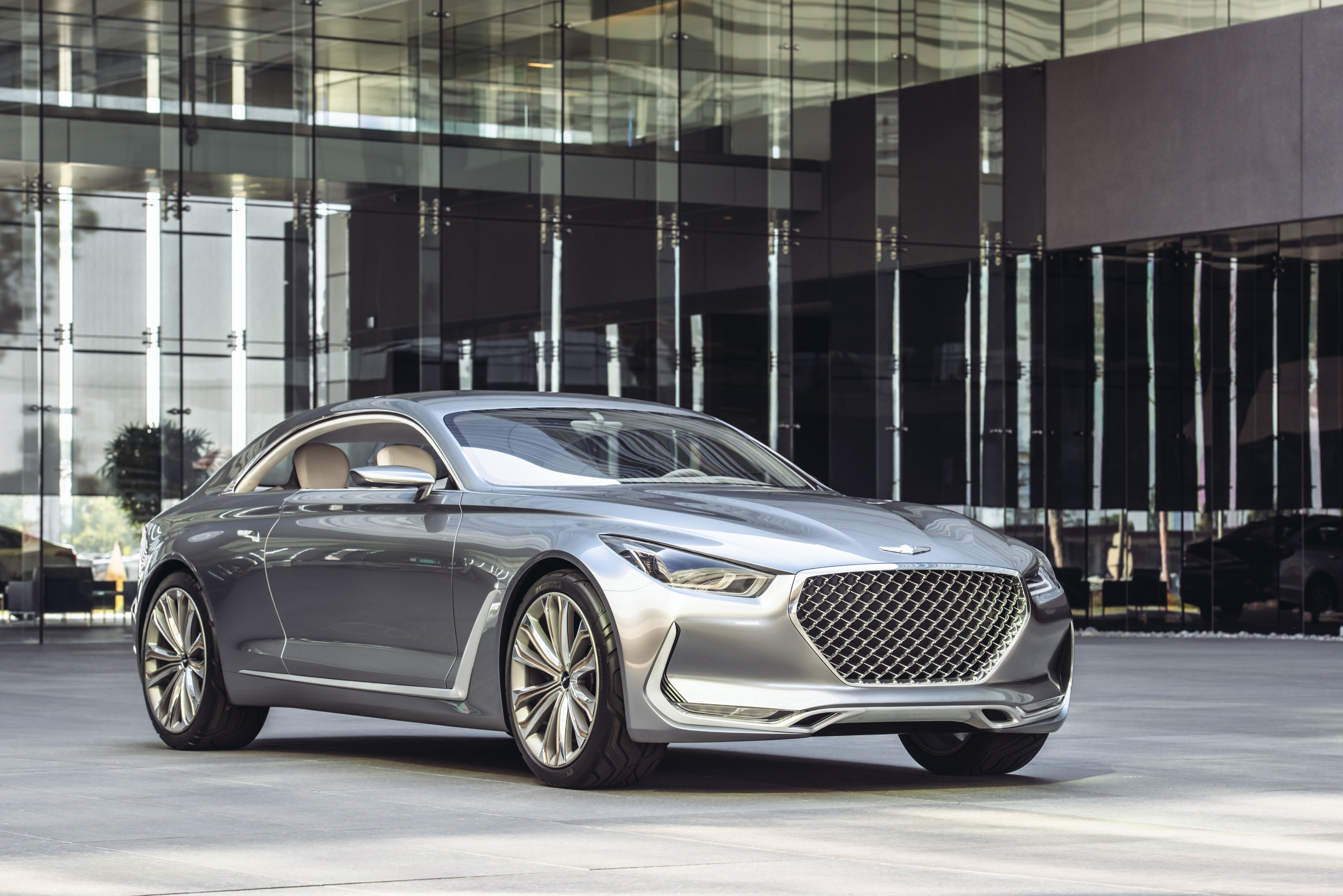 Vision G Coupe Concept 2