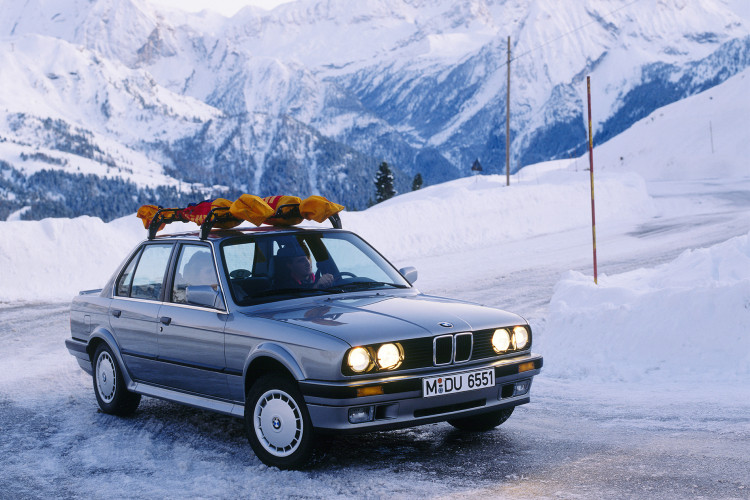 E30 Bmw 325ix Perfect Winter Toy