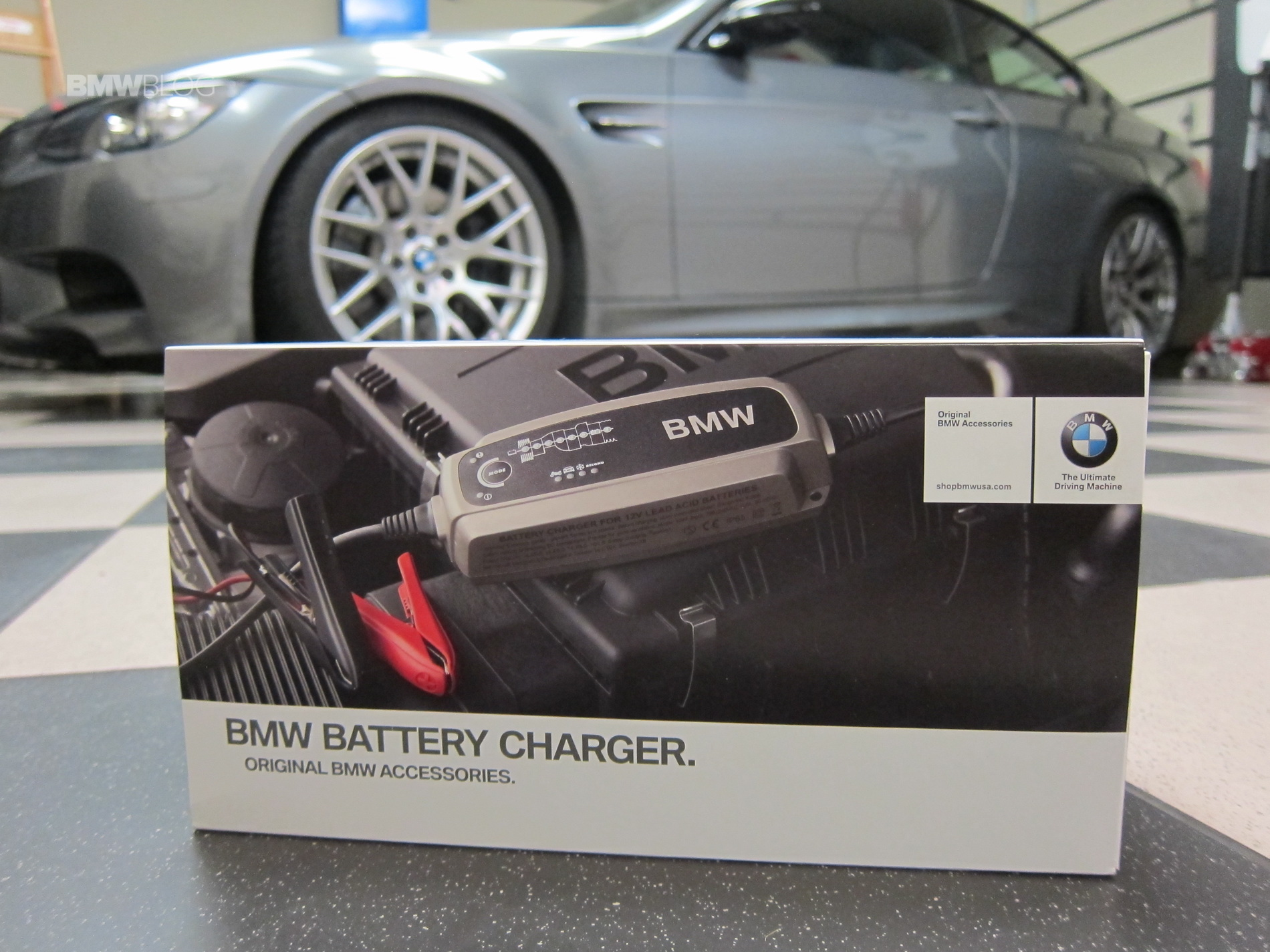 How To Use Bmws New Ctek Battery Charger