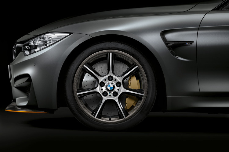 Bmw M4 Gts Gets M Carbon Compound Wheels