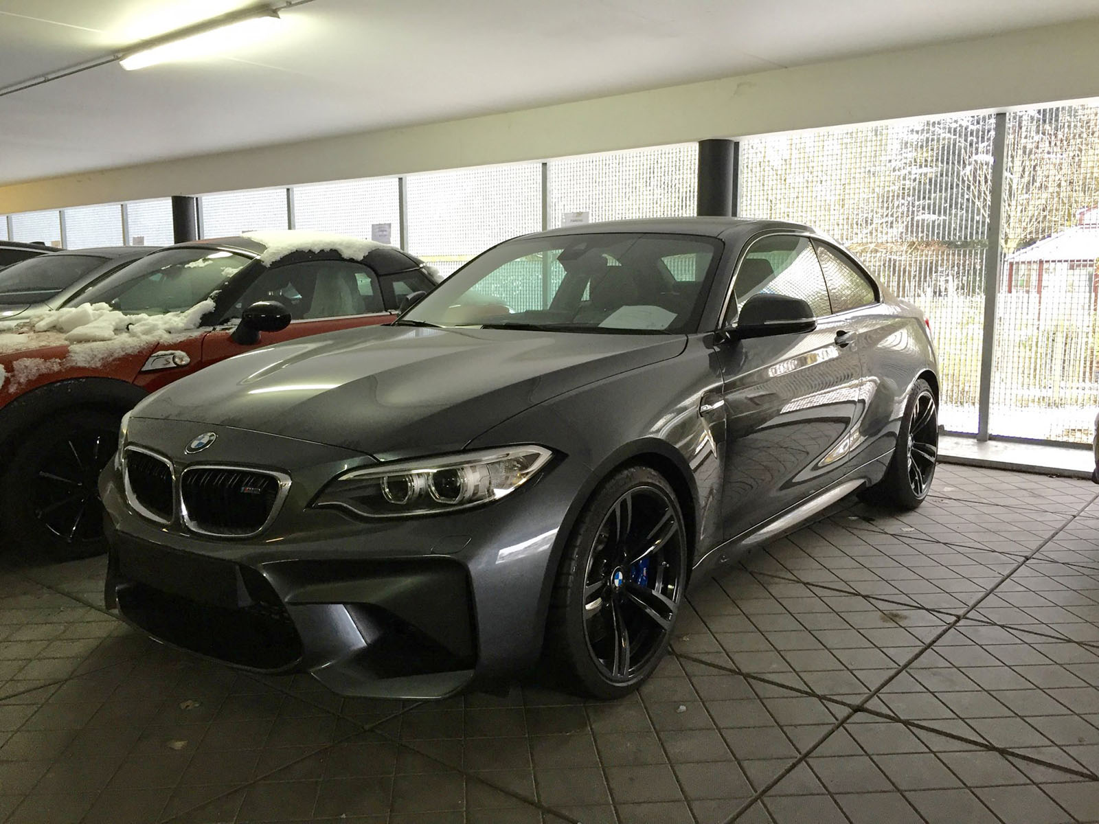 Bmw M4 Price South Africa >> BMW M2 in Mineral Grey spotted again