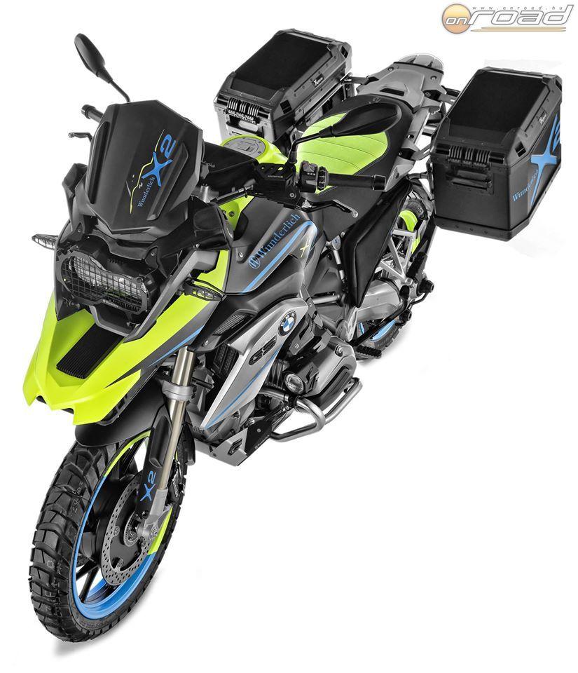 wunderlich bmw r1200gs lc hibrid concept onroad 09