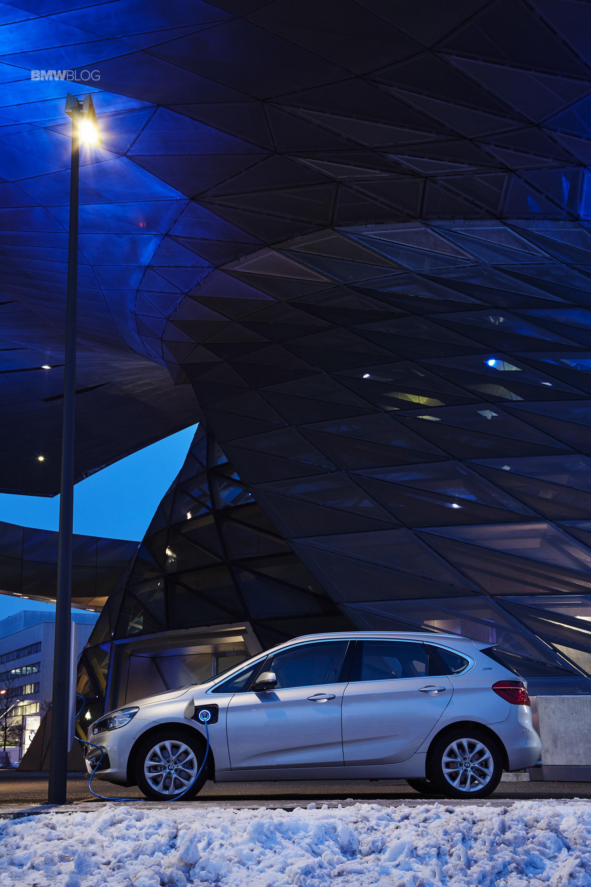 2016 BMW 225xe Active Tourer 75