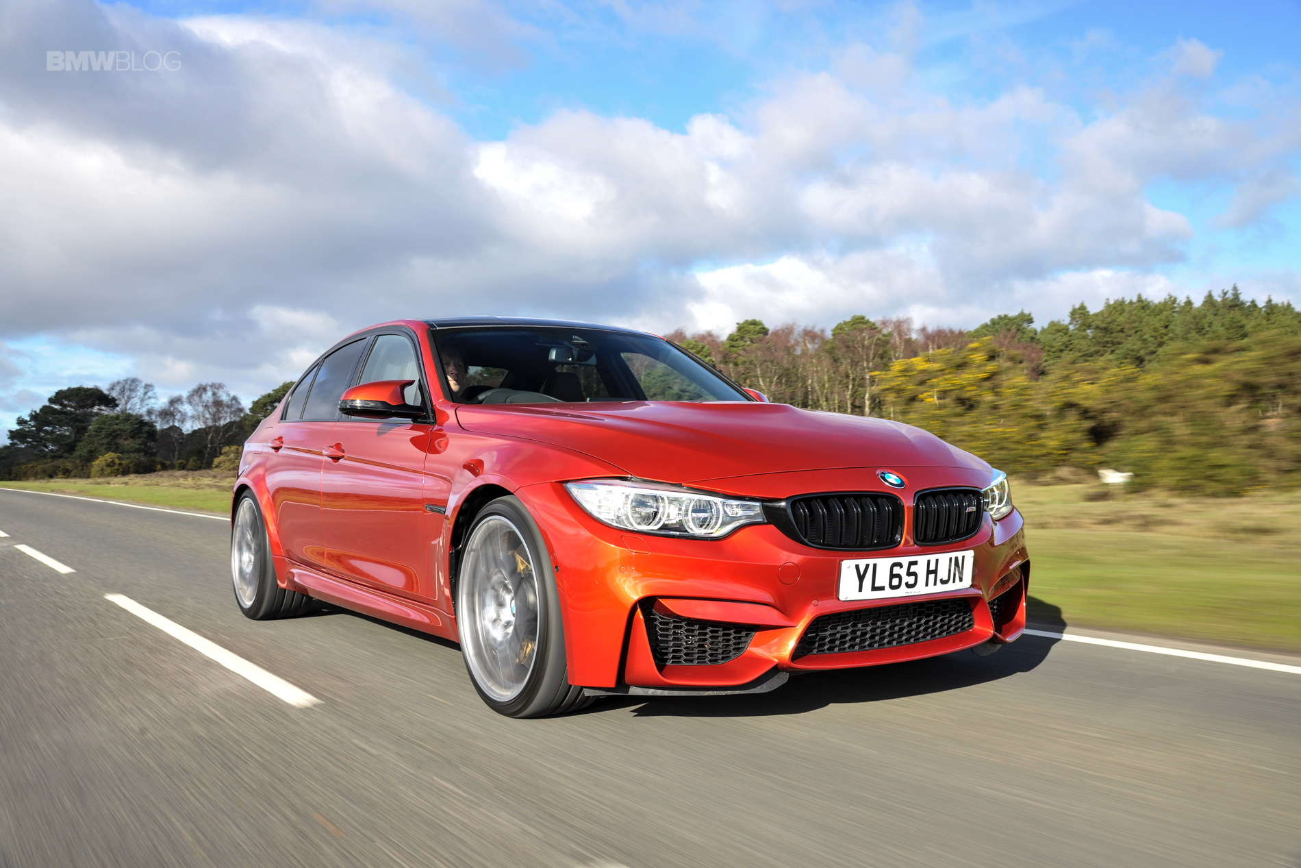 2016 BMW M3 Competition Package - New Photo Gallery