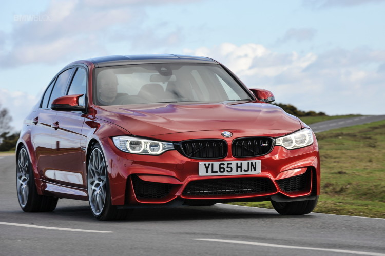 Bmw M3 Named One Of Auto Express Top 10 Performance Cars