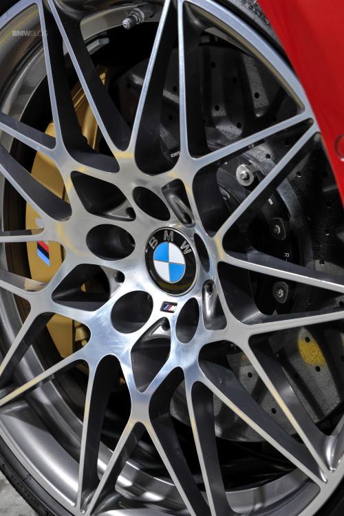 2016 BMW M3 Sedan Sakhir Orange Competition Package 5 500x750