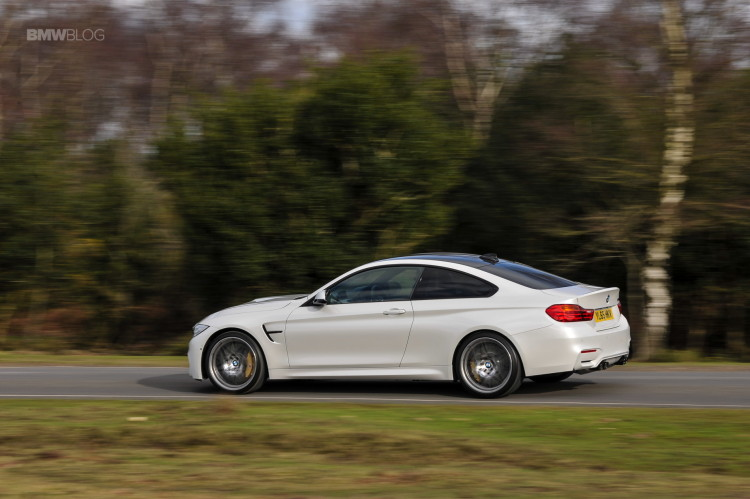 2016 BMW M4 Coupe Alpine White Competition Package 16 750x499