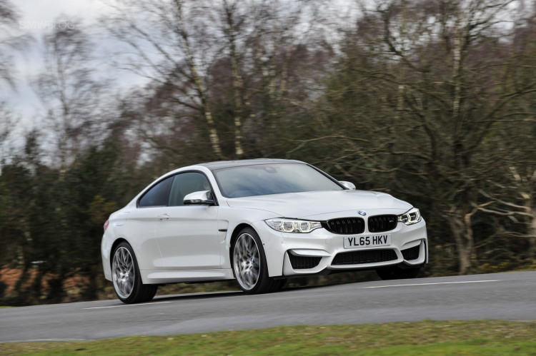 2016 BMW M4 Coupe Alpine White Competition Package 17 750x499
