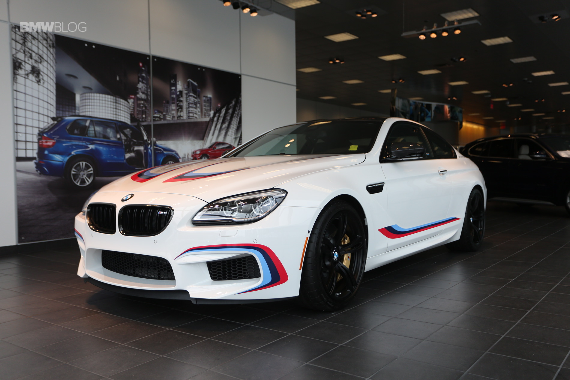 Another 2016 Bmw M6 Competition Package Arrives At U S